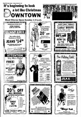 The Salina Journal from Salina, Kansas on November 29, 1981 · Page 21