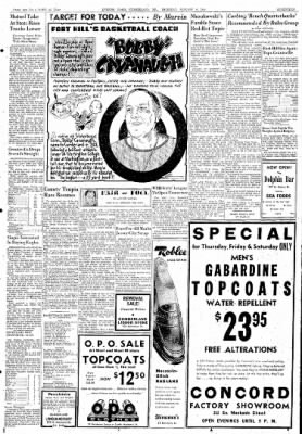 Cumberland Evening Times from Cumberland, Maryland on January 6, 1949 · Page 17