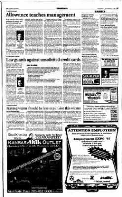 The Salina Journal from Salina, Kansas on October 11, 1997 · Page 3