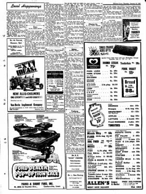Moravia Union from Moravia, Iowa on January 16, 1969 · Page 3