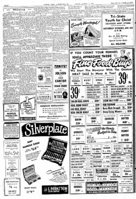 Cumberland Evening Times from Cumberland, Maryland on January 7, 1949 · Page 8