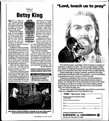 The Salina Journal from Salina, Kansas on January 28, 1996 · Page 44