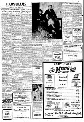 Cumberland Evening Times from Cumberland, Maryland on January 7, 1949 · Page 12