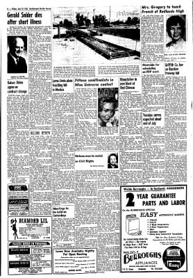 Redlands Daily Facts from Redlands, California on July 19, 1963 · Page 4
