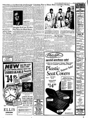 Galesburg Register-Mail from Galesburg, Illinois on October 22, 1953 · Page 3