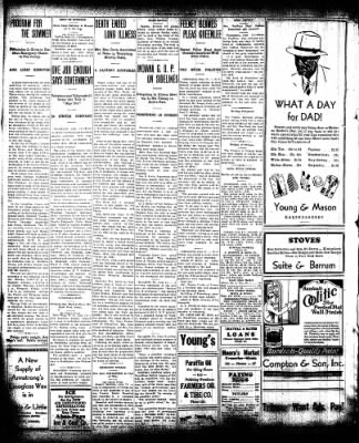The Tipton Daily Tribune from Tipton, Indiana on June 11, 1935 · Page 6