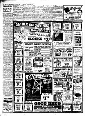 Galesburg Register-Mail from Galesburg, Illinois on October 22, 1953 · Page 8