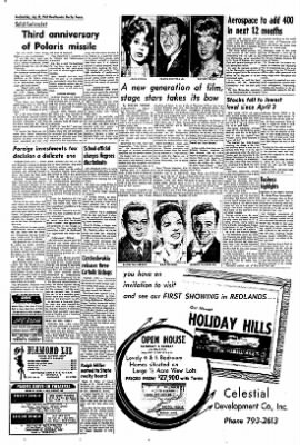 Redlands Daily Facts from Redlands, California on July 20, 1963 · Page 4