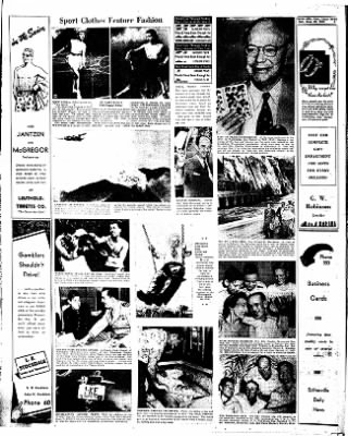 Estherville Daily News from Estherville, Iowa on June 28, 1952 · Page 9