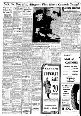Cumberland Evening Times from Cumberland, Maryland on January 11, 1949 · Page 12