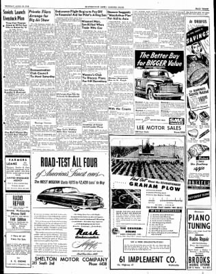 The Courier News from Blytheville, Arkansas on April 19, 1949 · Page 3