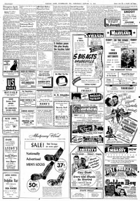 Cumberland Evening Times from Cumberland, Maryland on January 12, 1949 · Page 14