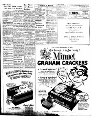 Estherville Daily News from Estherville, Iowa on July 2, 1952 · Page 6