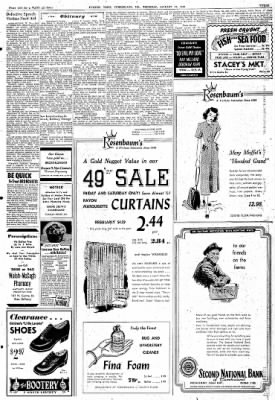 Cumberland Evening Times from Cumberland, Maryland on January 13, 1949 · Page 3