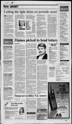 Asbury Park Press from Asbury Park, New Jersey on May 19, 1994 · Page 23
