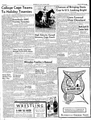 The Courier News from Blytheville, Arkansas on December 22, 1952 · Page 10