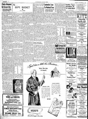 The Courier News from Blytheville, Arkansas on December 1, 1944 · Page 6