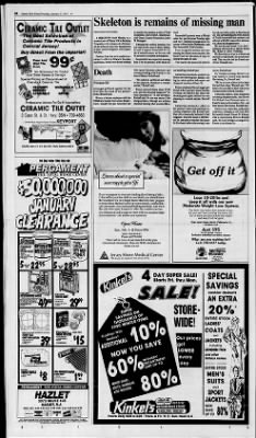 Asbury Park Press from Asbury Park, New Jersey on January 31, 1991 · Page 28
