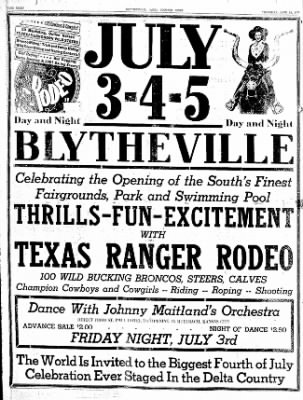 The Courier News from Blytheville, Arkansas on June 25, 1936 · Page 8