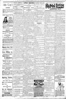 Logansport Pharos-Tribune from Logansport, Indiana on June 4, 1896 · Page 4
