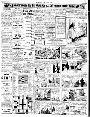 The Courier News from Blytheville, Arkansas on August 4, 1939 · Page 7