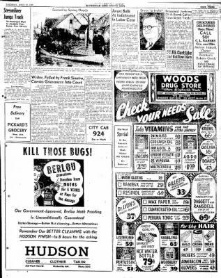 The Courier News from Blytheville, Arkansas on April 10, 1947 · Page 3