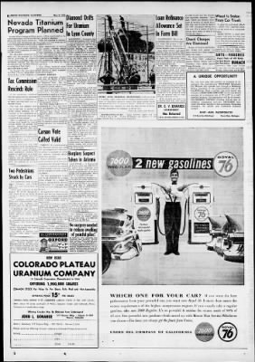 Reno Gazette-Journal from Reno, Nevada on May 9, 1955 · Page 6