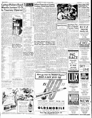 The Courier News from Blytheville, Arkansas on July 20, 1949 · Page 8