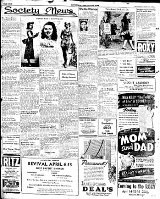 The Courier News from Blytheville, Arkansas on April 10, 1947 · Page 4