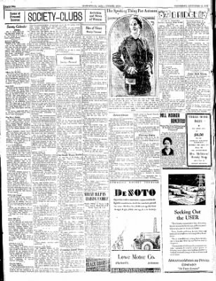 The Courier News from Blytheville, Arkansas on September 17, 1930 · Page 2