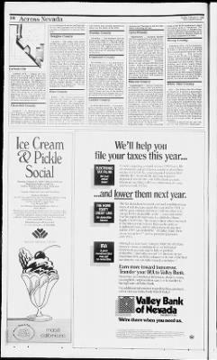 Reno Gazette-Journal from Reno, Nevada on February 11, 1990 · Page 18