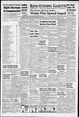 Reno Gazette-Journal from Reno, Nevada on December 19, 1961 · Page 13