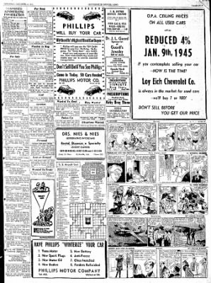 The Courier News from Blytheville, Arkansas on December 2, 1944 · Page 5