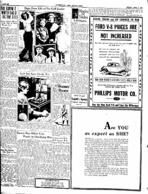 The Courier News from Blytheville, Arkansas on April 6, 1934 · Page 6