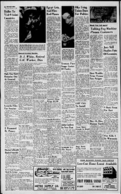 The Akron Beacon Journal From Akron Ohio On February 4 1956 Page 14