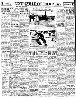 The Courier News from Blytheville, Arkansas on April 7, 1934 · Page 1