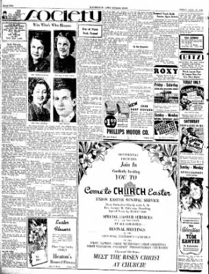 The Courier News from Blytheville, Arkansas on April 15, 1938 · Page 2