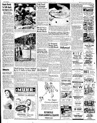 The Courier News from Blytheville, Arkansas on August 18, 1951 · Page 8