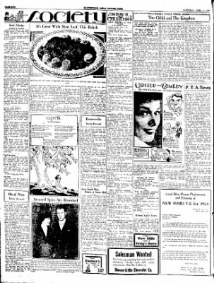 The Courier News from Blytheville, Arkansas on April 7, 1934 · Page 2