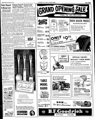 The Courier News from Blytheville, Arkansas on April 20, 1949 · Page 3