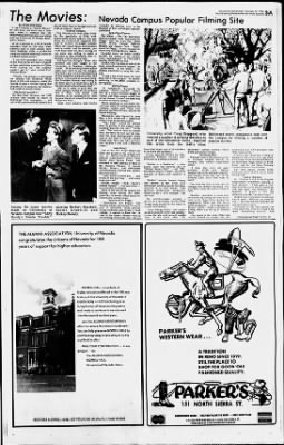 Reno Gazette Journal From Reno Nevada On October 12 1974 Page 25