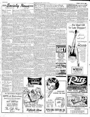 The Courier News from Blytheville, Arkansas on December 23, 1952 · Page 4