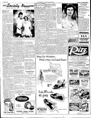 The Courier News from Blytheville, Arkansas on August 20, 1951 · Page 3