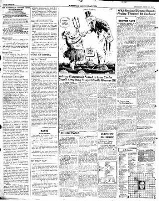 The Courier News from Blytheville, Arkansas on April 10, 1947 · Page 12
