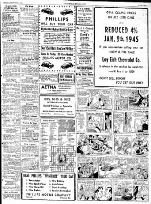 The Courier News from Blytheville, Arkansas on December 4, 1944 · Page 5