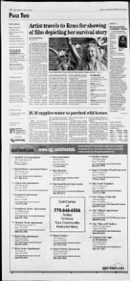 Reno Gazette-Journal from Reno, Nevada on July 9, 2011 · Page 2