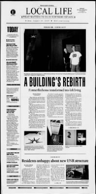 Reno Gazette-Journal from Reno, Nevada on August 28, 2009 · Page 52