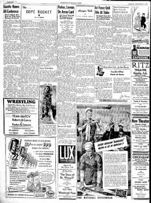 The Courier News from Blytheville, Arkansas on December 4, 1944 · Page 6