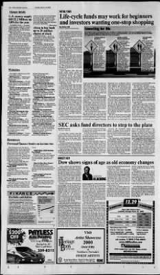 Reno Gazette-Journal from Reno, Nevada on March 12, 2000