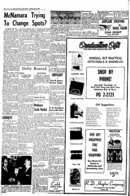 The Courier News from Blytheville, Arkansas on May 23, 1966 · Page 14